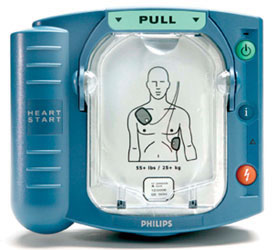 Philips Defibrilator